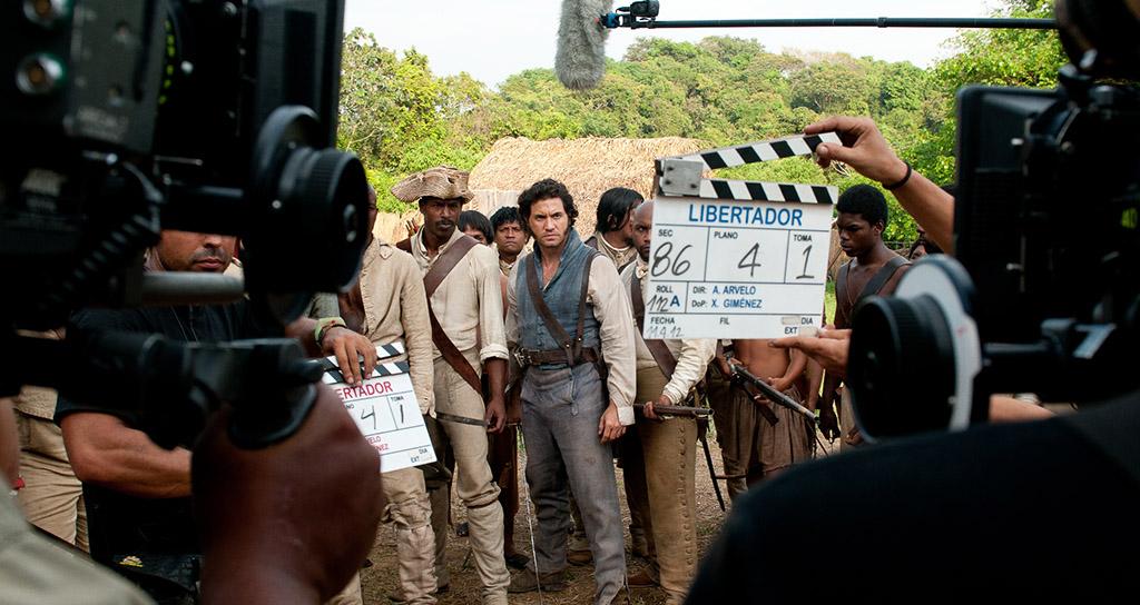 Libertador se estrena en Estados Unidos a partir del 3 de octubre
