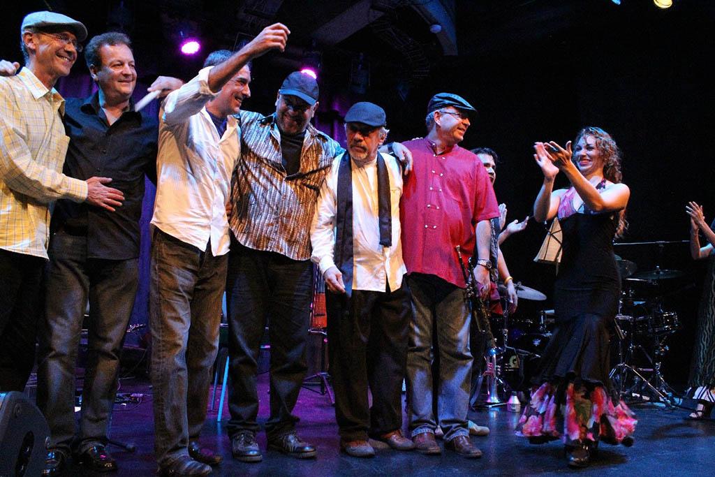 1. Martes Jazz Sound y Flamenco In Blue (Foto. Jota Erre MEDIOS)