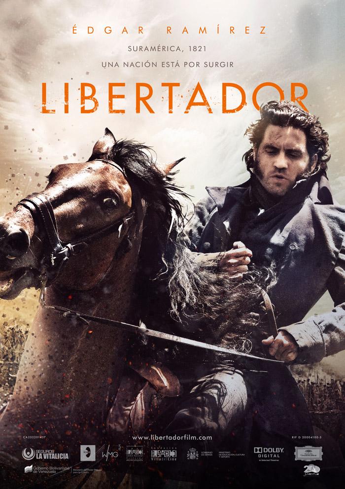 2. Afiche. LIBERTADOR