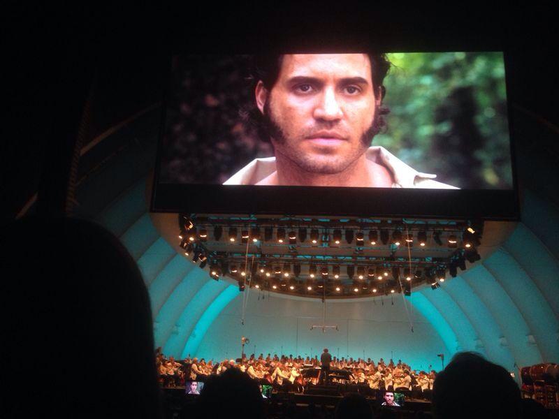 3. La banda sonora de Libertador a cargo de Gustavo Dudamel