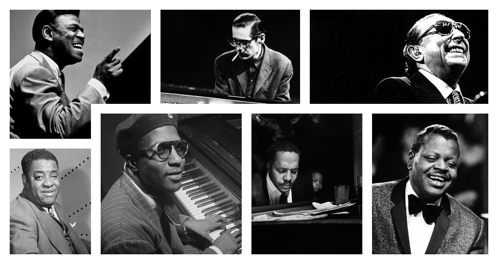 Diez grandes pianistas del jazz