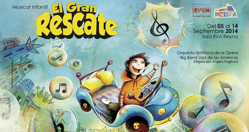 El Gran Rescate de las Canciones Infantiles