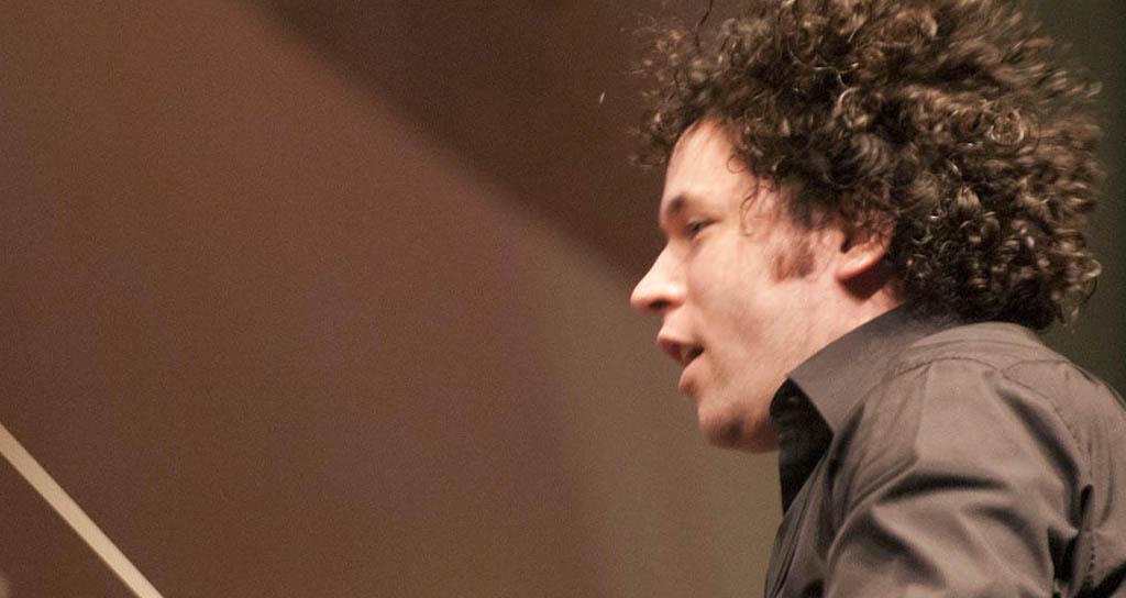 Gustavo Dudamel se estrena en el cine