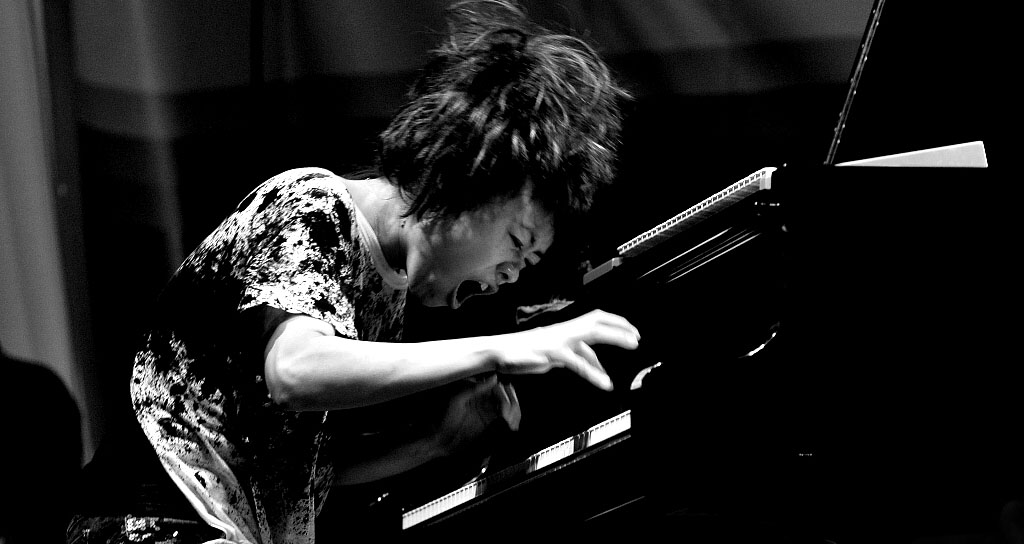 """Hiromi Uehara: """"Nuestra música es pura interacción"""""""