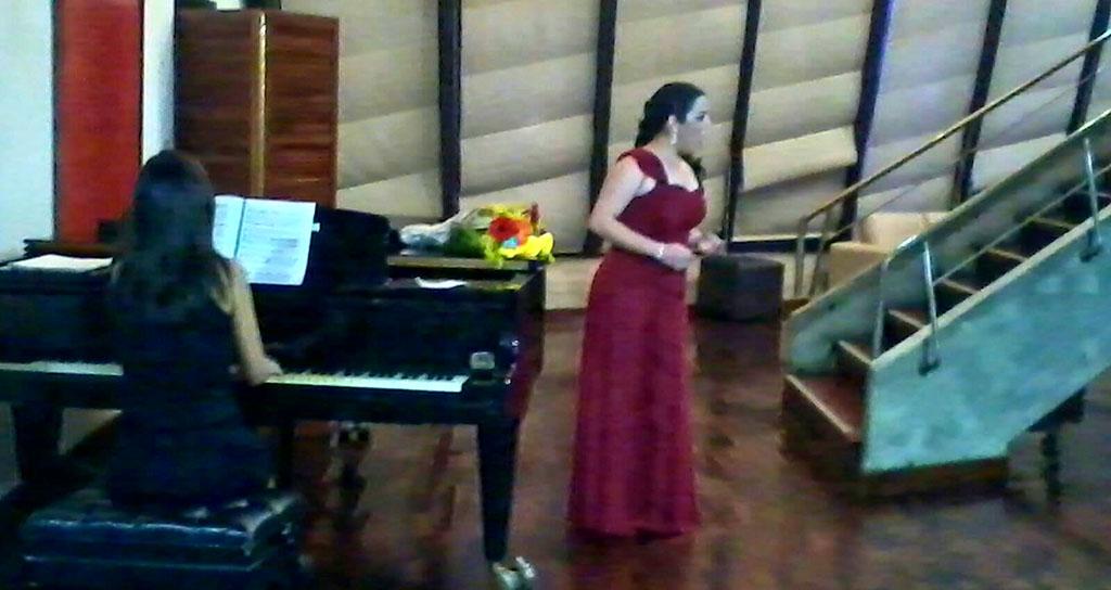 El Teresa Carreño presenta: Ciclo de recitales Tardes en el Teresa