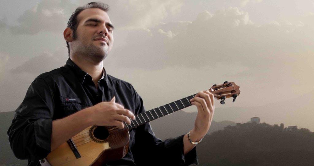 Jorge Glem expande el sonido del cuatro con #GlemSolo en #NochesDeGuataca Valencia