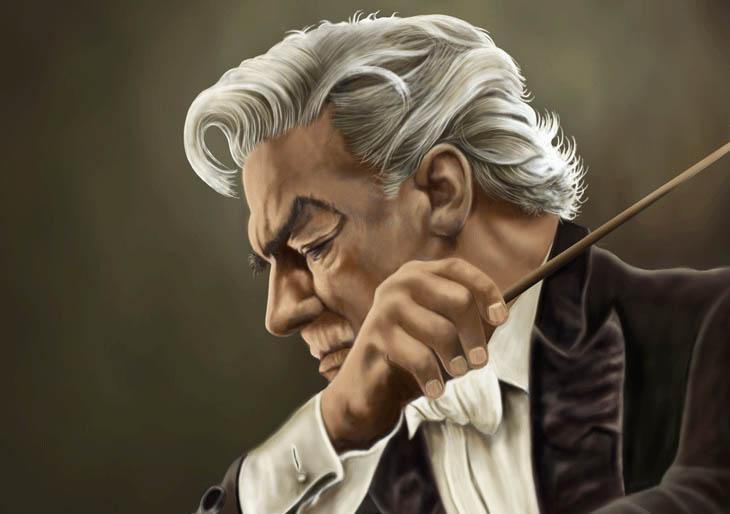 Los músicos que sí fueron nazis: los aniversarios de Karajan y Strauss