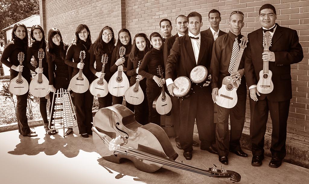 """""""Orquesta de Cámara Amadís"""" en el Salón Siglo XXI"""