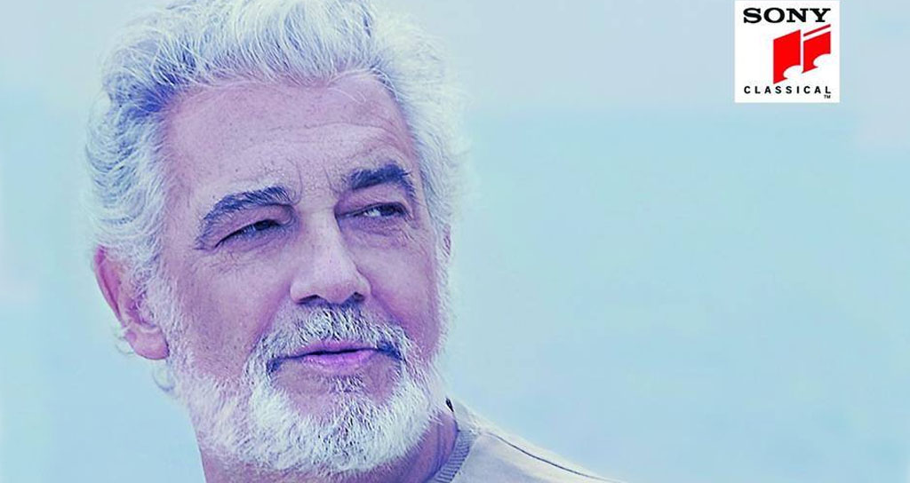 """Plácido Domingo saca nuevo disco """"Encanto del Mar"""" en octubre, dedicado a temas mediterráneos"""