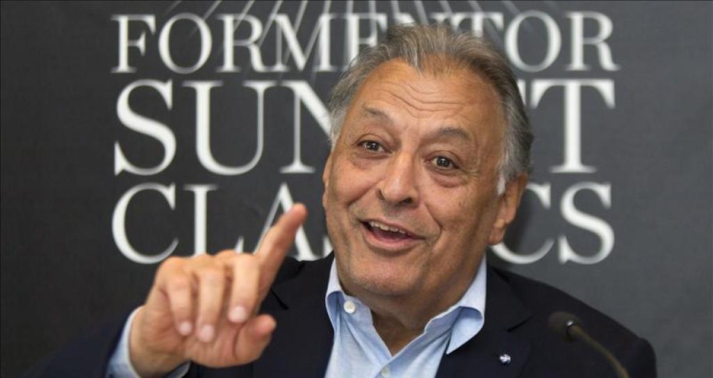 Zubin Mehta: «Espero que el Palau de les Arts no acabe siendo un teatro de provincias»