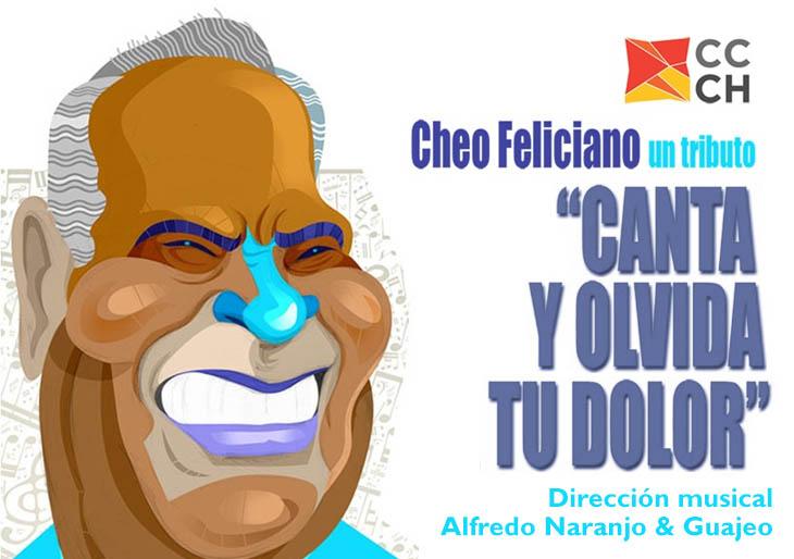 Canta y olvida tu dolor: Tributo a Cheo Feliciano en el Teatro de Chacao