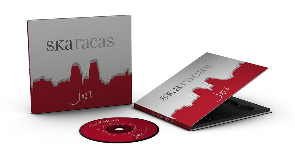 Skaracas bautiza su primer disco