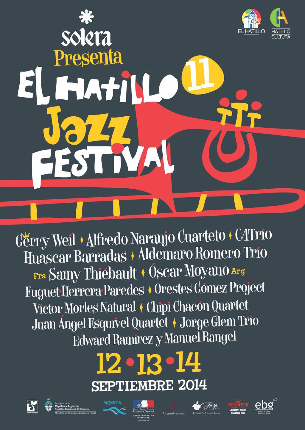 Vuelve El Hatillo Jazz Festival