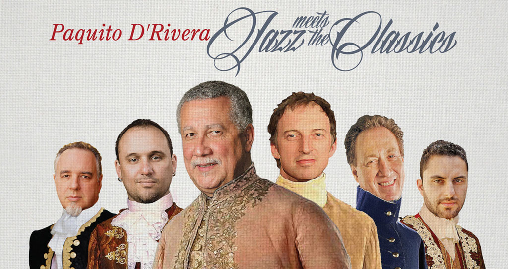 Paquito D'Rivera presenta su disco «Jazz Meets the Classics» en Barcelona