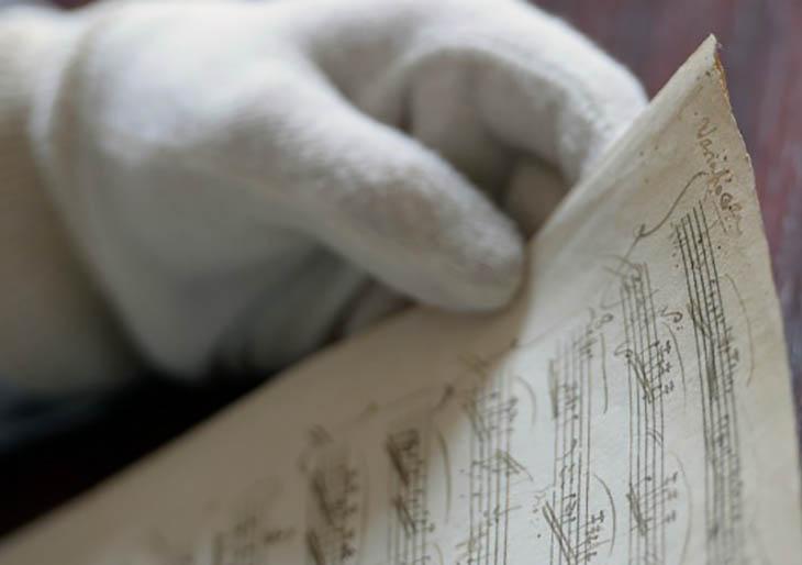 Descubren en Hungría una partitura perdida de una sonata de Mozart