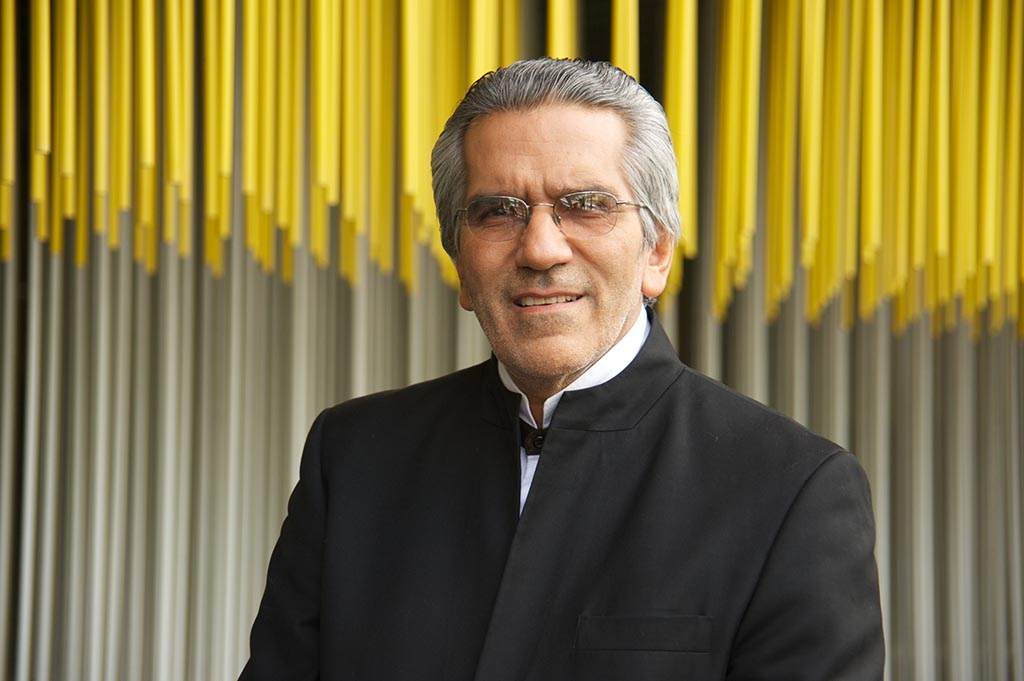 Director Alfredo Rugeles. Foto estudio