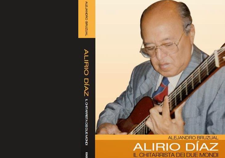 Presentación en Italia de la Biografía Musical del Maestro Alirio Díaz