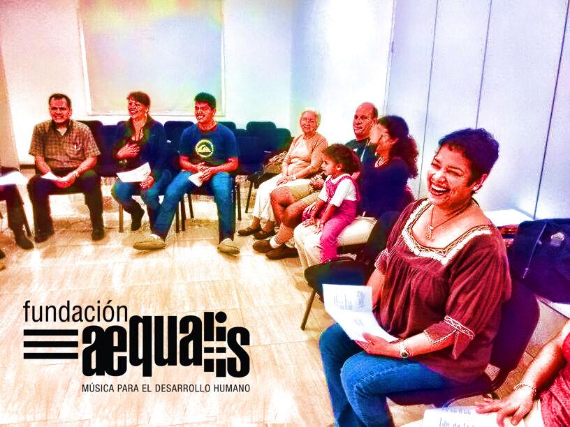 Un espacio para el bienestar, la convivencia y la inclusión a travès del canto colectivo