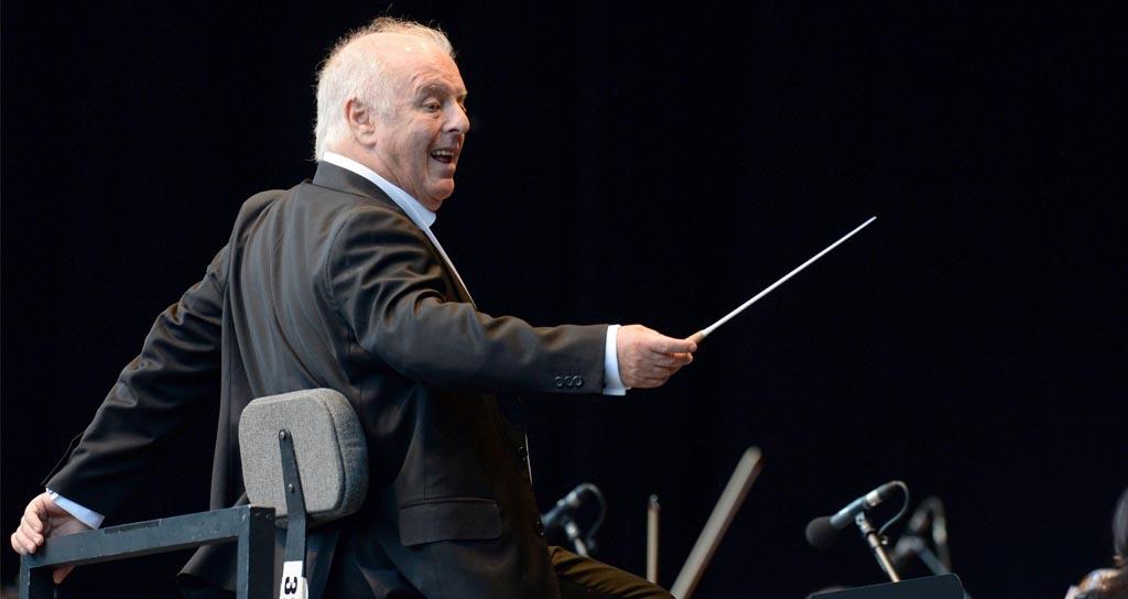 """Director y pianista argentino: """"Buscamos apertura para entendernos, pero en el Medio Oriente sólo impera la terquedad"""""""