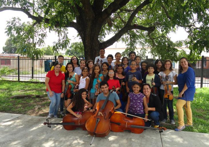 Con éxito se celebró en Valencia el Seminario de Violín, Viola, Violonchelo  y Música de Cámara