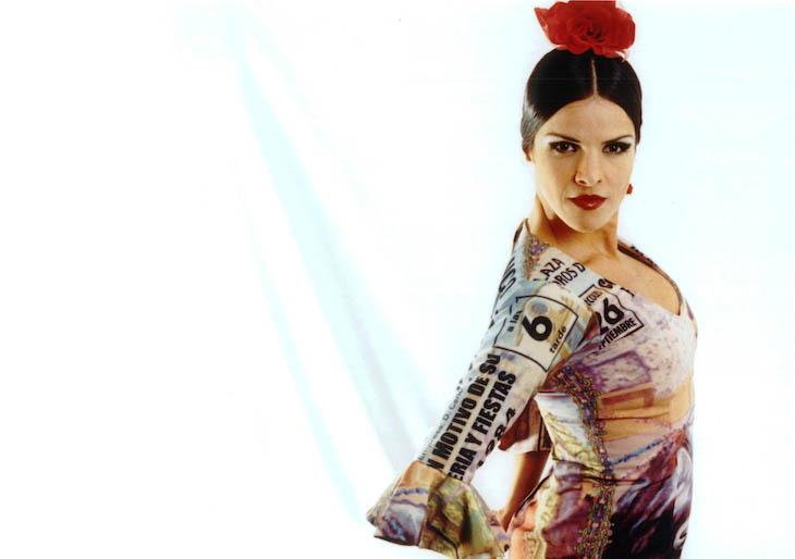 Este viernes la Cumbre Flamenca recibe a Daniela Tugues
