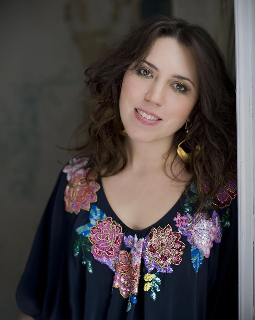 Gabriela Montero, Credit Colin Bell Licensed to EMI Classics
