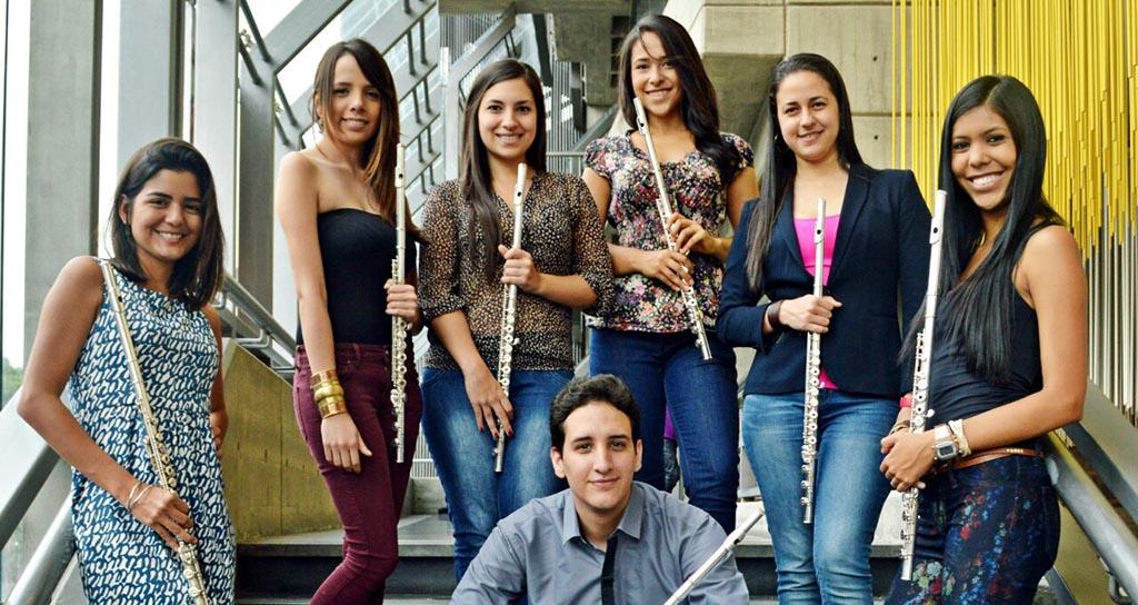 Recital de mediodía con toque flautístico se llevará a cabo este 3 de Octubre