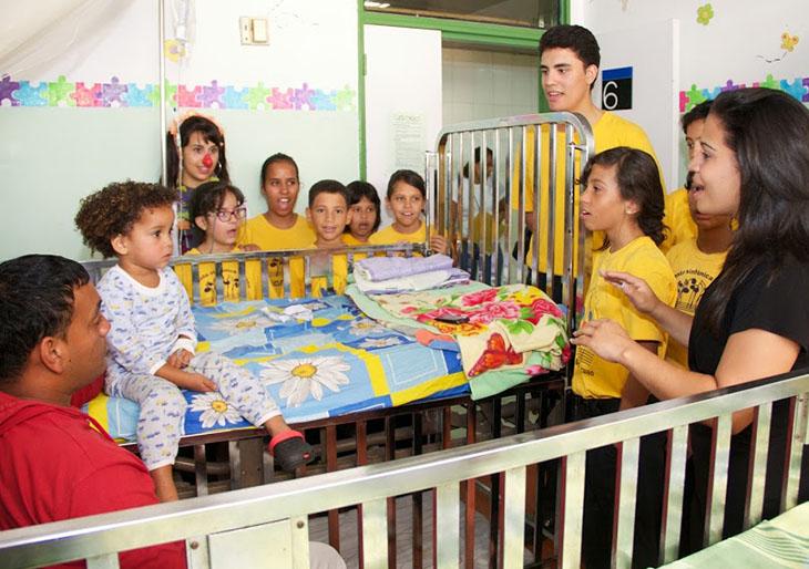 Bebés de Caricuao tienen un futuro esperanzador gracias al Programa Nuevos Integrantes