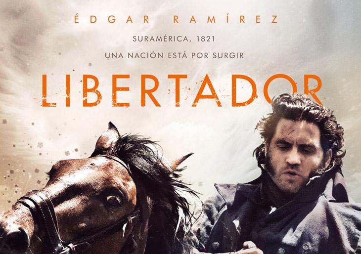 Música de «Libertador» entre las elegibles al Óscar