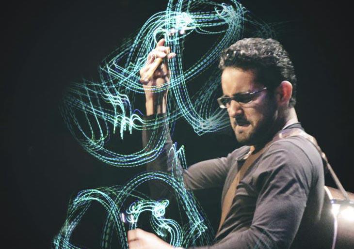 El sonido multisensorial de Manuel Rangel llega al Centro Cultural B.O.D