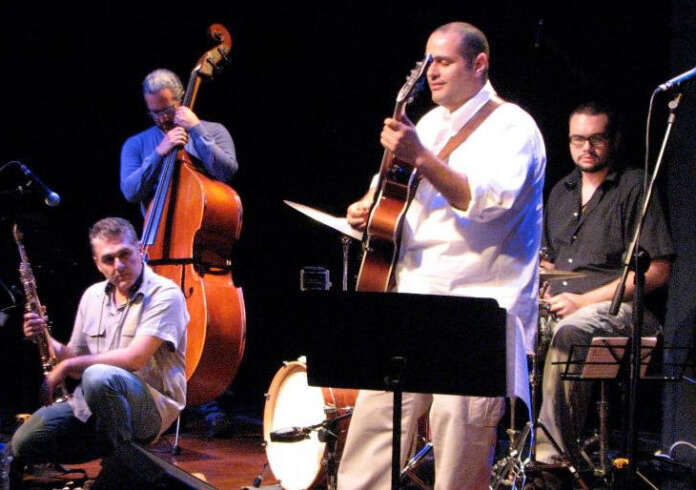 Se Nos Cae La Escalera se contagiará del jazz de Pedro Barboza Cuarteto