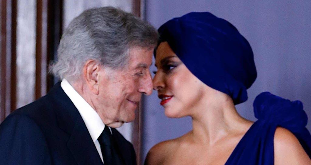 El jazz une en la capital belga a Lady Gaga y Tony Bennett