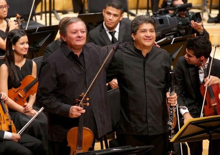 Frank Di Polo y Valdemar Rodríguez