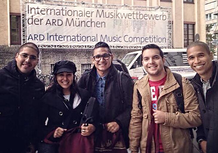 Concurso ARD de Múnich otorga premio especial de la Bärenreiter-Urtext al Quinteto Arcadia
