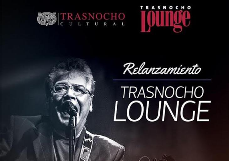 A partir del 2 de octubre Andrés Seger y su banda inauguran nueva programación del Trasnocho Lounge