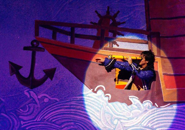 """Oto """"El Pirata"""" celebra sus 20 años en el Teresa Carreño"""