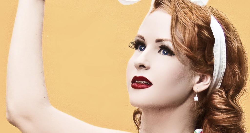 La irreverencia vintage de Marianne Malí seducirá a Caracas