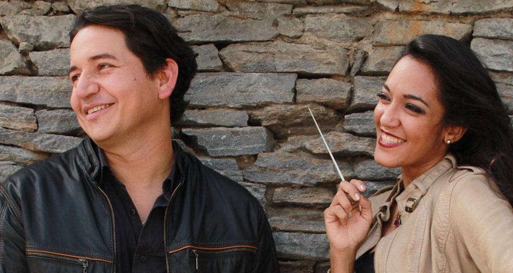 Miguel Sánchez interpreta «Colors for Trombone» bajo la batuta de Victoria Sánchez