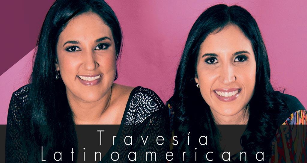 Prisca y Marieva Dávila en la gala de clausura de Sonidos del Hatillo