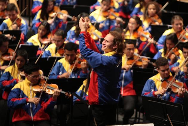 """""""Creo que Venezuela debe funcionar como una orquesta"""""""