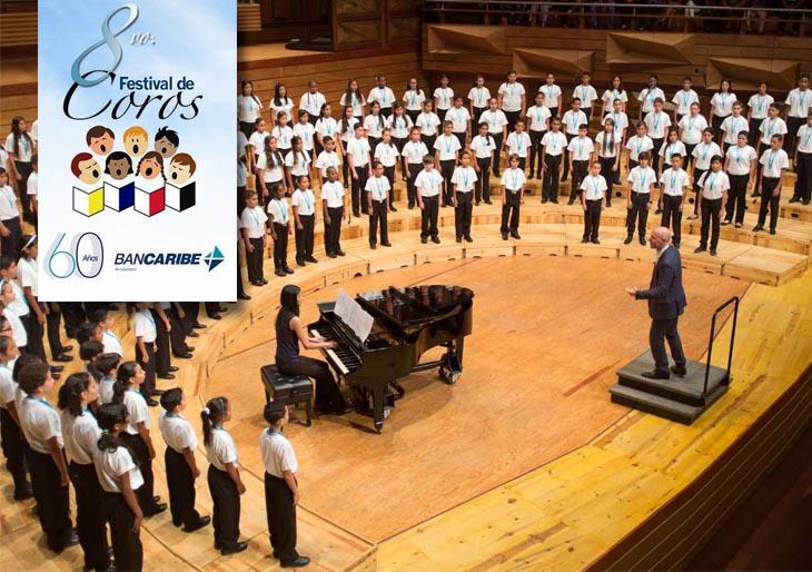 Las voces de 1500 niños guariqueños se escucharán en el Festival de Coros