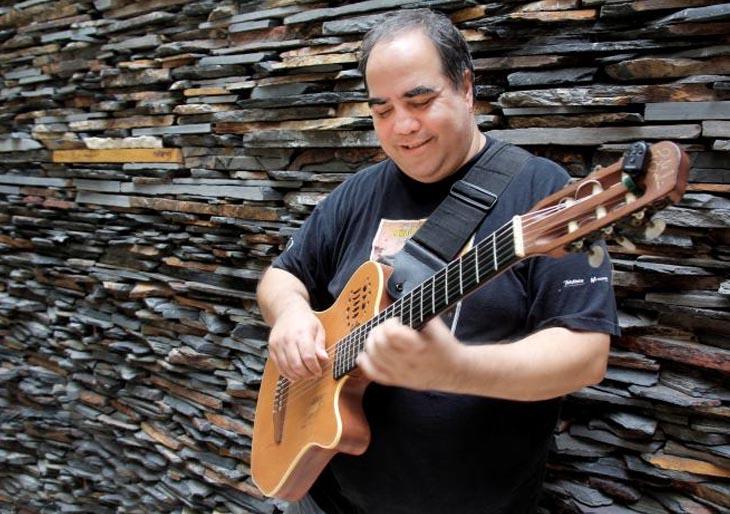 La respiración musical de Aquiles Báez