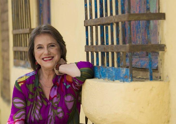 Cecilia Todd celebrará 40 años de vida artística