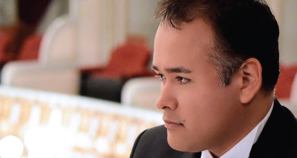 Javier Camarena, el tenor mexicano que bate marcas