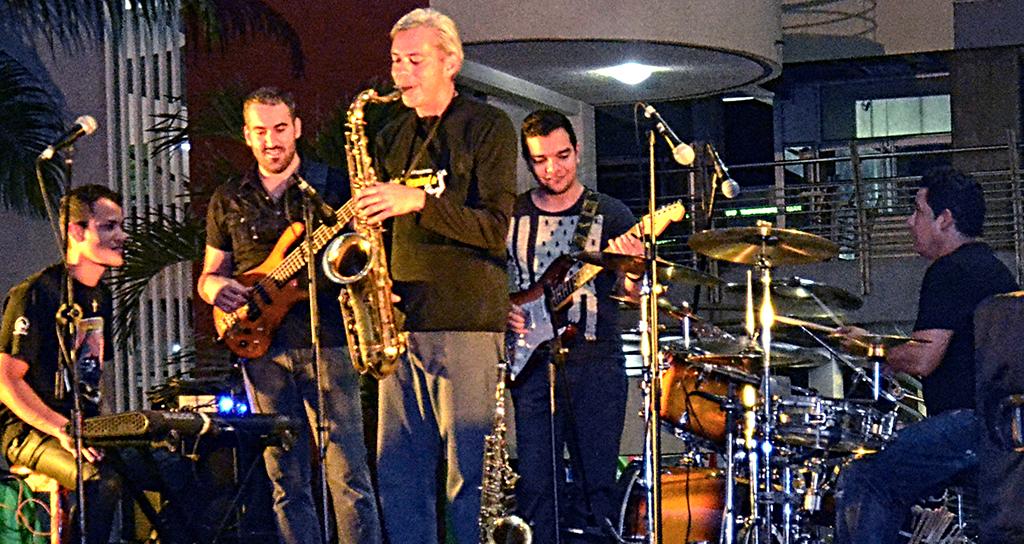 """""""Fly Band Jazz en Concierto"""" en Lidotel Barquisimeto"""