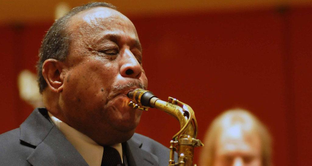 Jimmy Glass reúne a los mejores saxos del jazz en Valencia