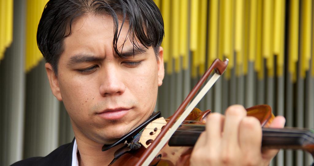 El violín de Franklin Bolívar sonará en lenguaje beethoviano