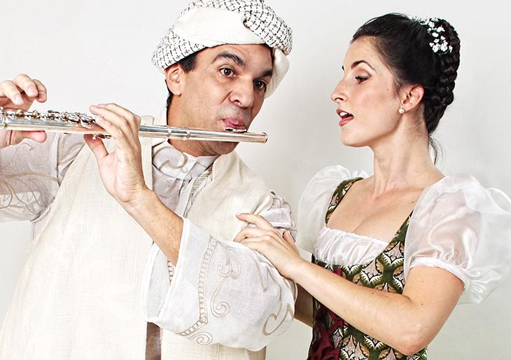 El flautista de Hamelin llegó a Caracas