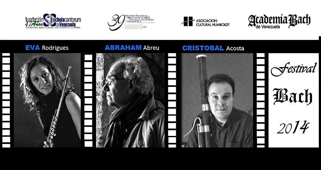 Bach y Telemann son las protagonistas del Quinto Concierto del Festival Bach 2014