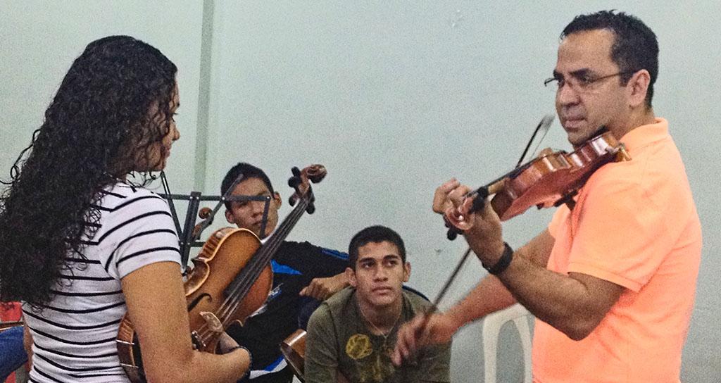 FundaEscucharte inicia Ciclo de Talleres Musicales